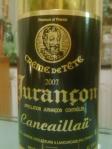 Clos Cancaillau_Creme de Tete_Jurancon_2007