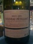 Domaine Huet_Vouvray Petillant_brut_2005
