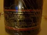 Gosset_Cuvee Quatrième Centenaire_(No13291)_back label