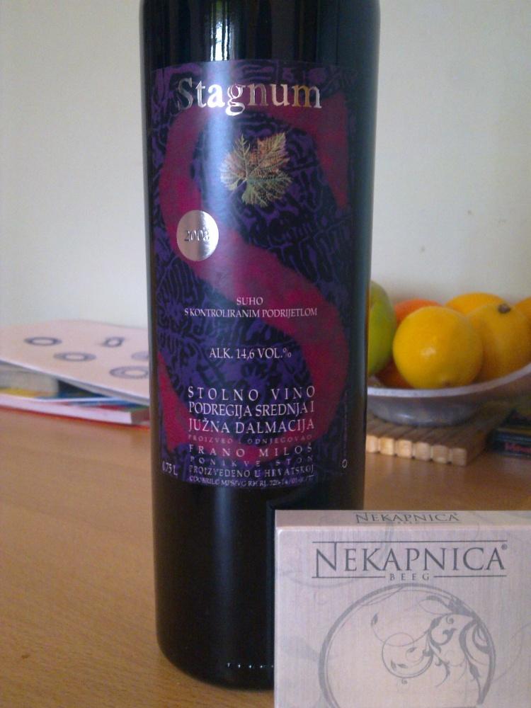 Miloš, Stagnum, 2003. (1/2)