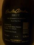 Ornella Molon Brut_back label