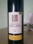 Quinta do Vallado_Douro Reserva_Field Blend_2009