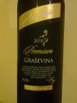 Antunović_Premium Graševina_2010