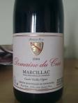 Domaine du Cros_Marcillac_Cuvee Vielles Vignes 2004