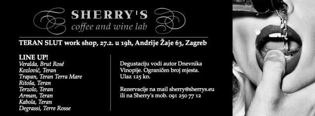 teran u sherrysu