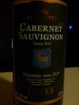 Vinakoper_Cabernet Sauvignon_2003