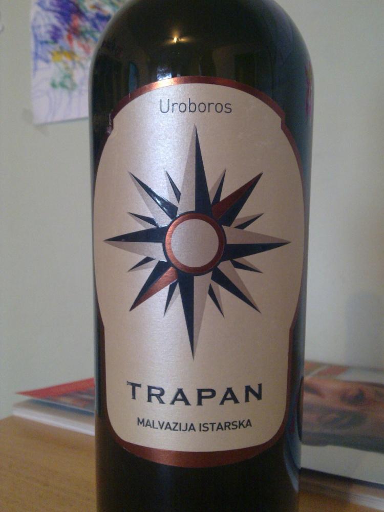 Trapan, Uroboros, 2012.