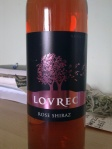 Lovrec_Rose Shiraz