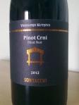 Sontacchi_Crni Pinot_2012