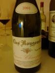 Clos Rougeard_Saumur Champigny_Les Poyeux_2001