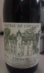 Chateau de Coulaine_Chinon