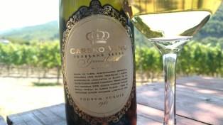 Carsko vino žilavka 2008