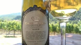 Carsko vino žilavka 2009