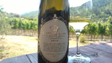 Carsko vino žilavka 2012