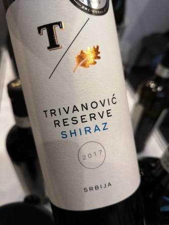 Trivanović Shiraz